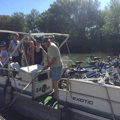 Viarhona bateaux vélo5