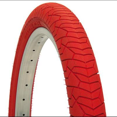 pneu velo rouge 20x1 95 rouge
