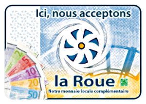 La roue arlesienne partenaire 1véloc Arles