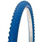 pneu vtt bleu cross 26x1 95 bleu