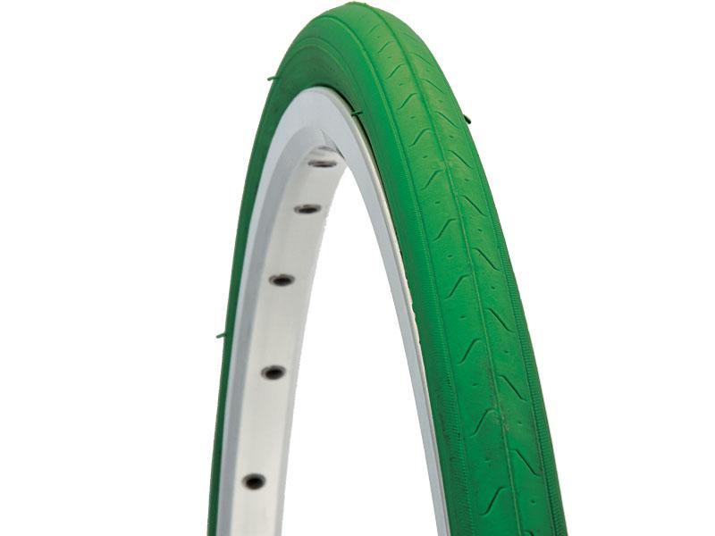 Pneu Vert 700x23 pneus vert pour vélo www.1véloc.fr