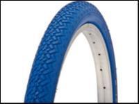 pneu velo bleu 20x1 75 bleu