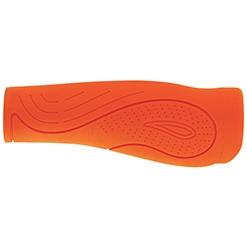 Poignee velo orange confort gel waterproof