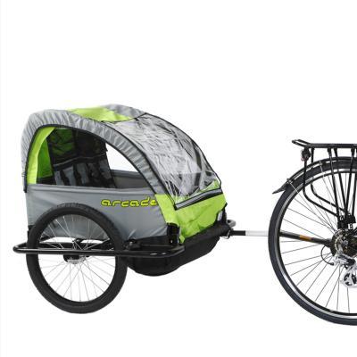 Remorque velo enfant baby van arcade cycles www 1veloc fr