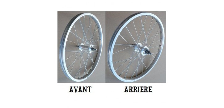 Roue velo vintage 500 a avant ou arriere www 1veloc fr