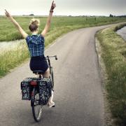 Sacoche vélos ar double basil chacoal noir 35l hydrofuge 1veloc fr 3