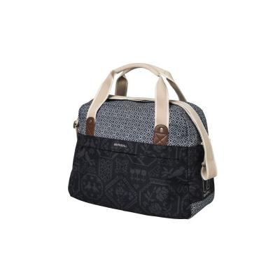 Sacoche vélo arrière simple boheme carry all bag black charcoal 1 1 veloc arles 1veloc fr