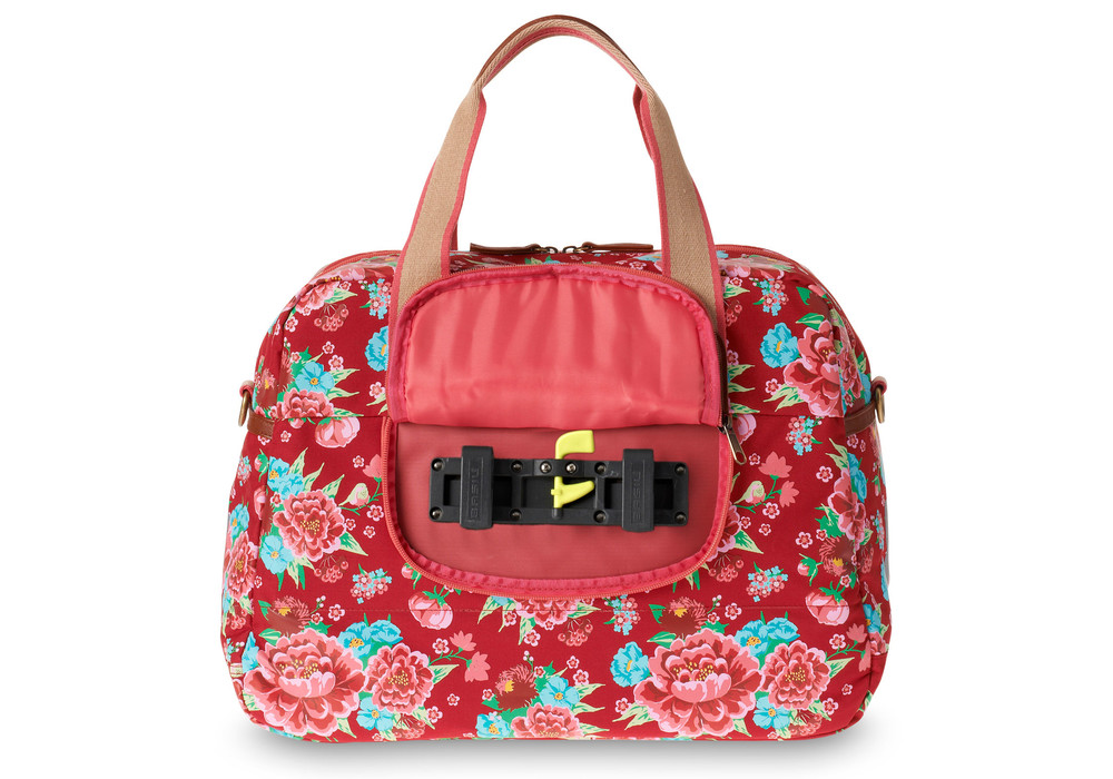 Sacoche carry all sac a main velo 0 basil bloom rouge 1veloc fr
