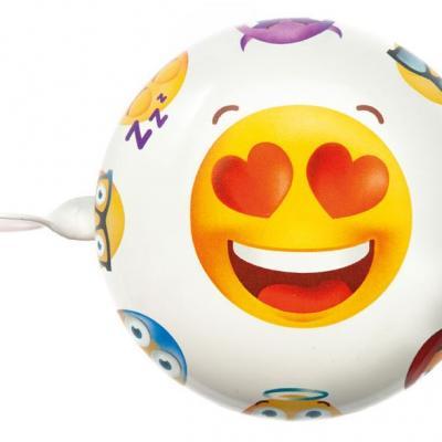 Sonnette emoji love 1veloc fr