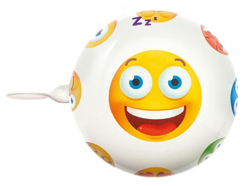 Sonnette emoji smile 1veloc fr