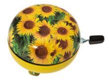 Sonnette sunflowers dingdong 80cm 1veloc fr 1 copie