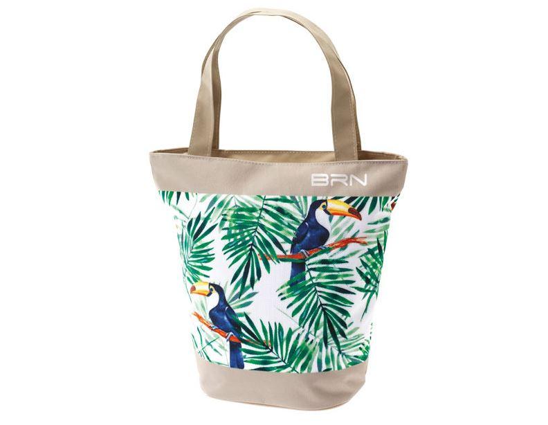 Sunbag toucan beige pour velo sac a main et velo 1veloc fr