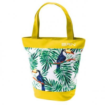 Sunbag toucan jaune pour velo sac a main et velo 1veloc fr