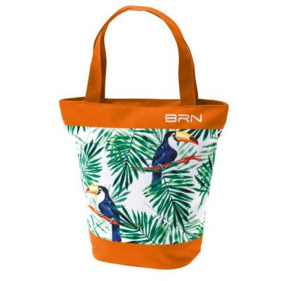 Sunbag toucan orange pour velo sac a main et velo 1veloc fr