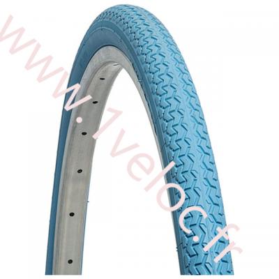 Velo pneus 26 bleu velo ville 650a rose bleu vert rouge prection anti crevaison 26 pouces 26 x 1 3 8 anti puncture tires pink green trekking bike www 1veloc fr 1